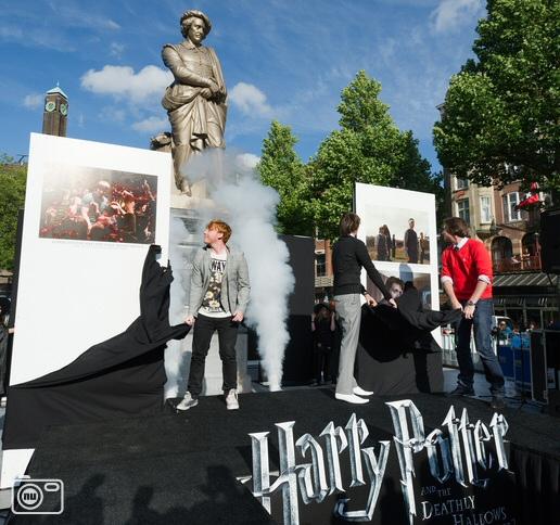 Harry Potter BlogHogwarts Amsterdam