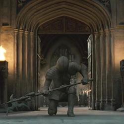 Harry Potter BlogHogwarts Armadura