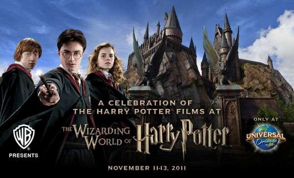 Harry Potter BlogHogwarts Celebración