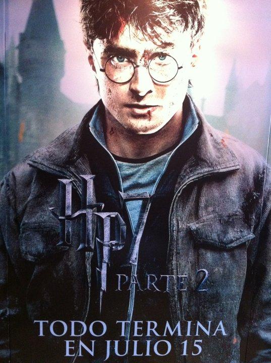 Harry Potter BlogHogwarts Exposición Bogotá (1)