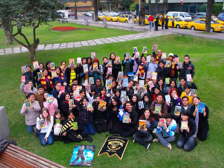 Harry Potter BlogHogwarts Flashmob Peru (16)