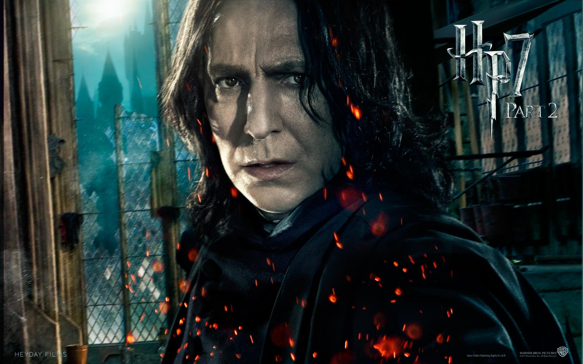Harry Potter BlogHogwarts HP7 Wallpaper 09