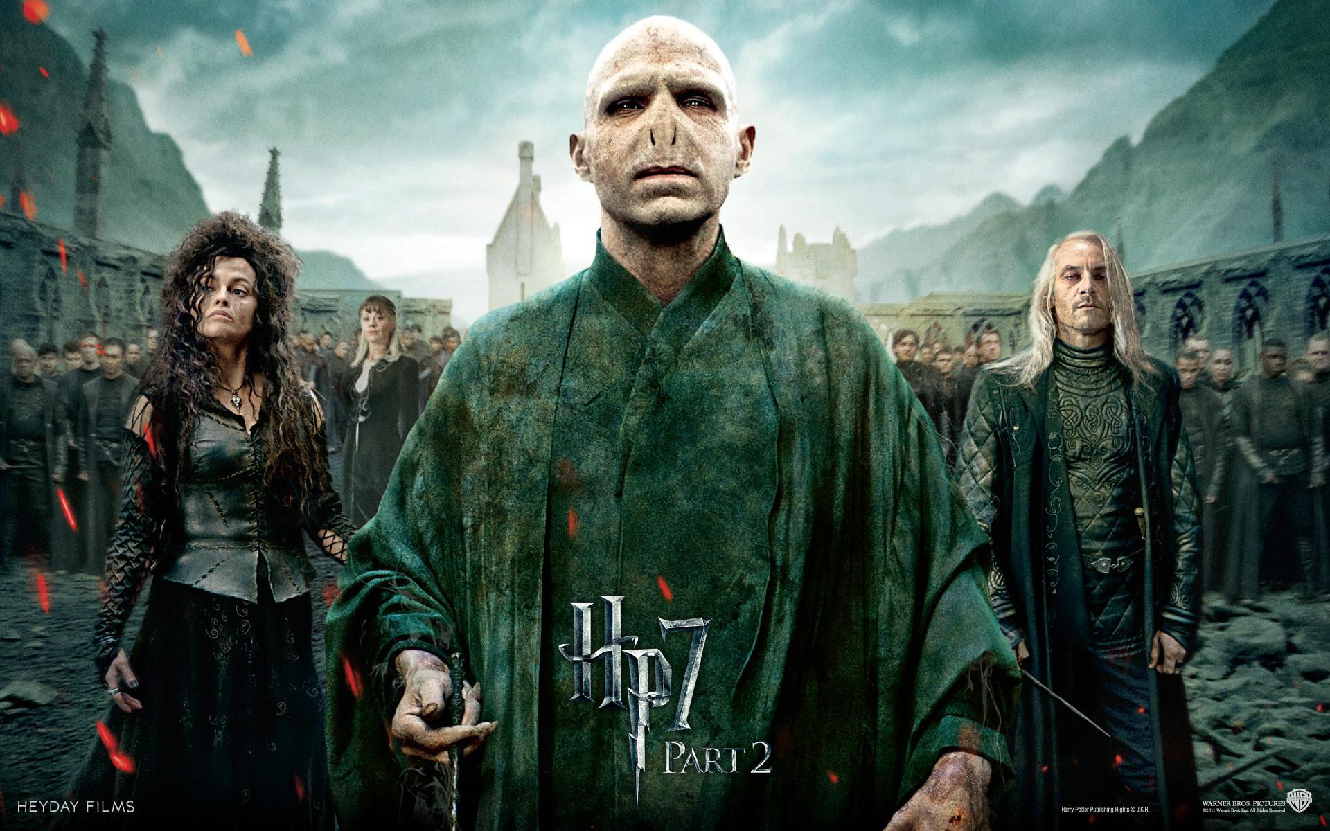 Harry Potter BlogHogwarts HP7 Wallpaper 11