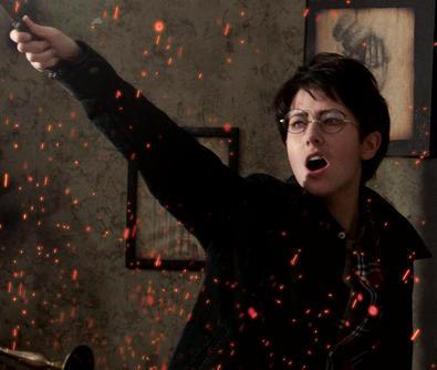 Harry Potter BlogHogwarts Parody