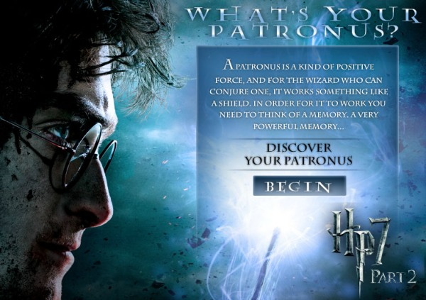 Harry Potter BlogHogwarts Patronus