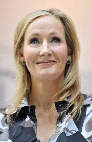 JK Rowling 2011