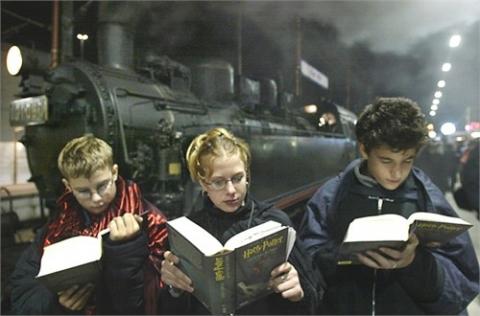 Harry Potter BlogHogwarts Fans