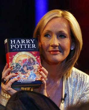 Harry Potter BlogHogwarts JKR Forbes