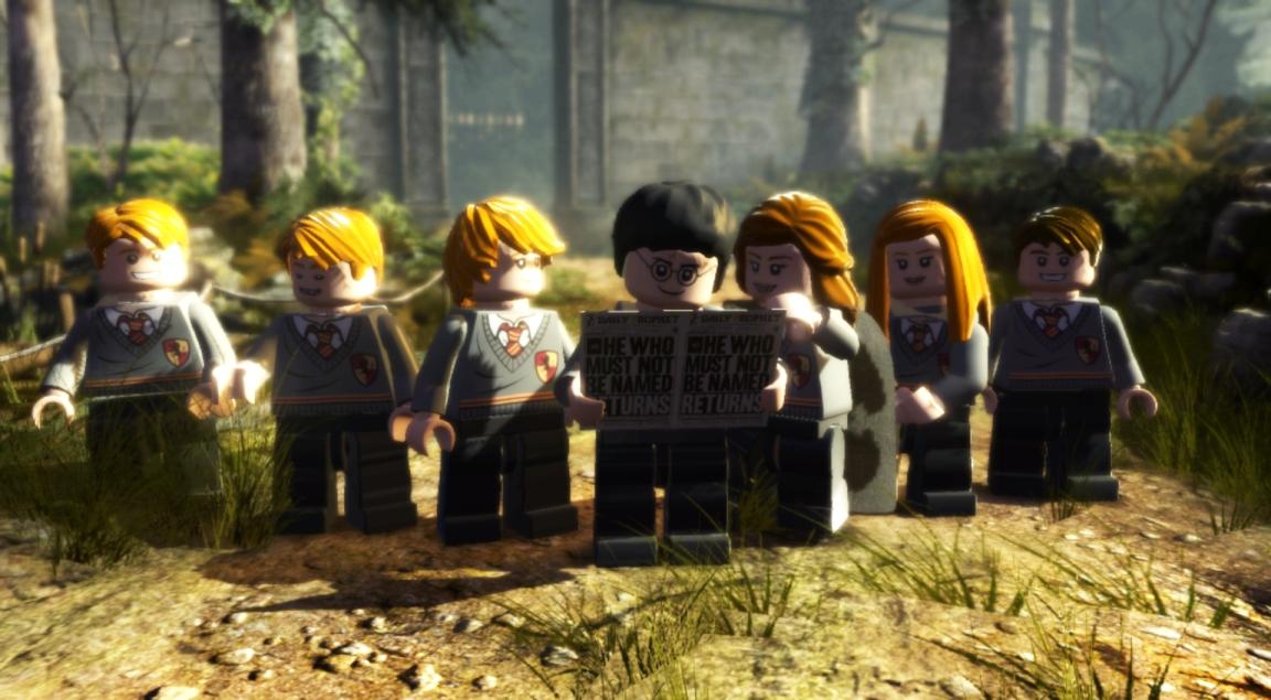 Harry Potter BlogHogwarts Lego