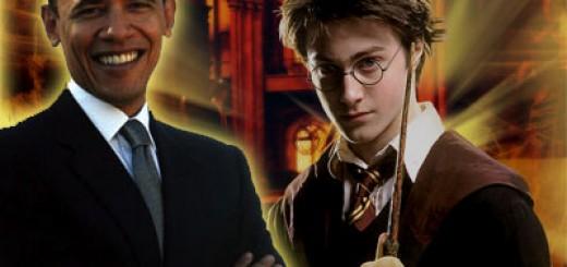 Harry Potter BlogHogwarts Obama