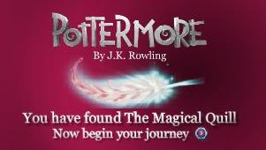 Harry Potter BlogHogwarts Pottermore Pluma