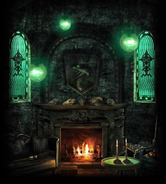 Sala común de Slytherin Harry-Potter-BlogHogwarts-Pottermore3