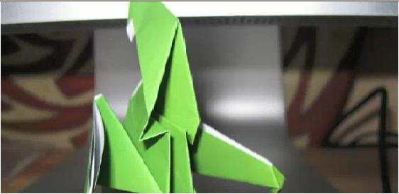 Origami de Dementor