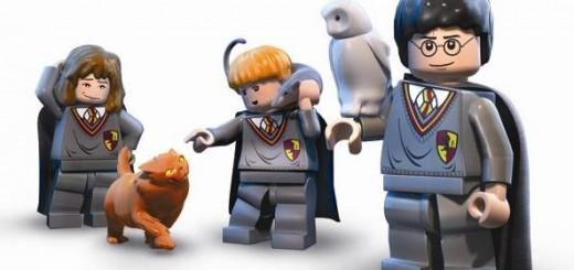 Harry Potter BlogHogwarts HP Lego
