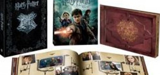 Harry Potter BlogHogwarts HP7 Set