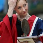 Author JK Rowling is awarded a Benefacto