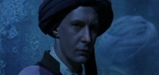 Harry Potter BlogHogwarts Quirrell