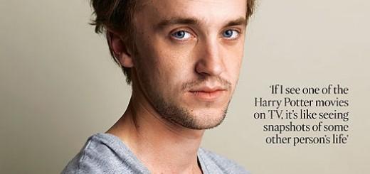 Harry Potter BlogHogwarts Tom Felton (1)
