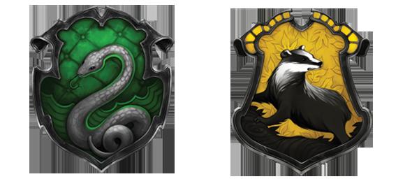 Escudo de las Casas / POTTERMORE / Parte II Harry-Potter-BlogHogwarts-Escudos-2
