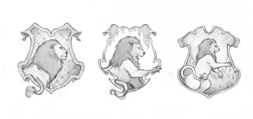 Harry Potter BlogHogwarts Escudos de Pottermore (1)