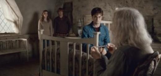 Harry Potter BlogHogwarts HP7 deleted
