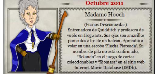 Harry Potter BlogHogwarts Mago del Mes de Octubre 2011