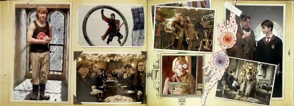 Harry Potter BlogHogwarts DVD (2)