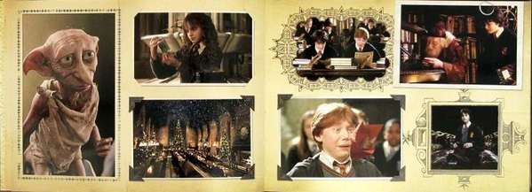 Harry Potter BlogHogwarts DVD (3)