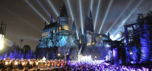 Harry Potter BlogHogwarts Parque