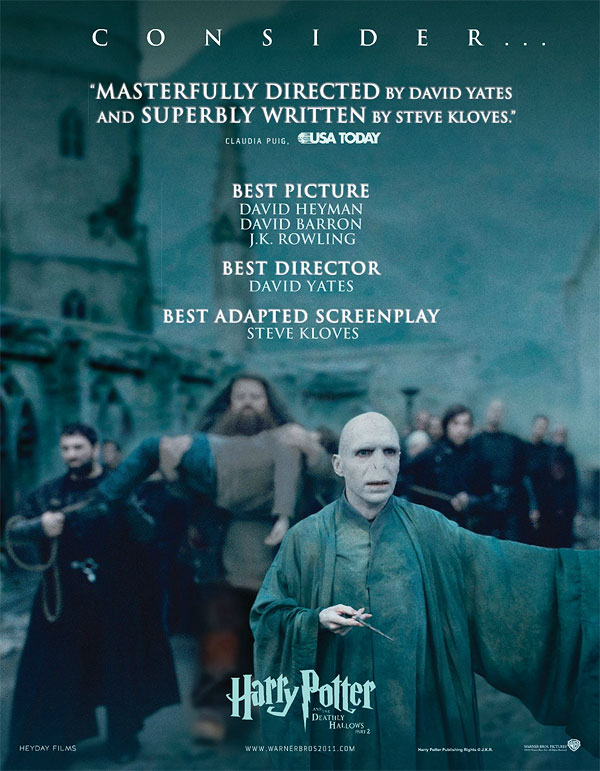 Harry Potter BlogHogwarts Oscar 2012 (4)