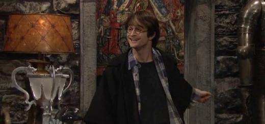 Harry Potter BlogHogwarts SNL (1)