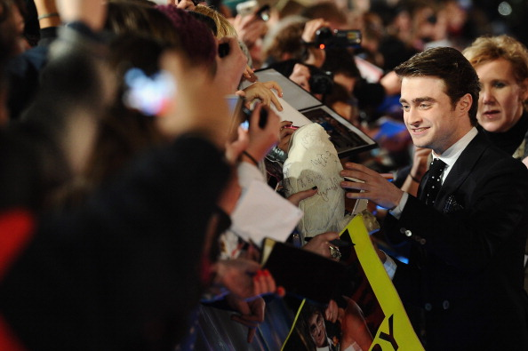 The Woman In Black - World Film Premiere - Outside Arrivals