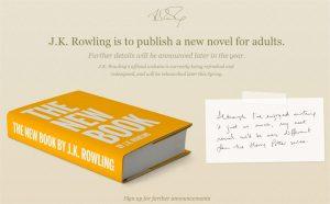 Harry Potter BlogHogwarts JKR 01