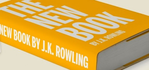 The New Book by J.K. Rowling