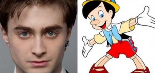 Harry Potter BlogHogwarts Daniel Radcliffe Pinocho