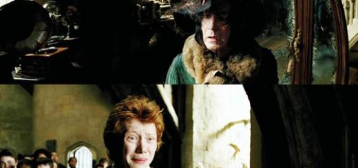 Harry Potter BlogHogwarts Rupert Grint Alan Rickman