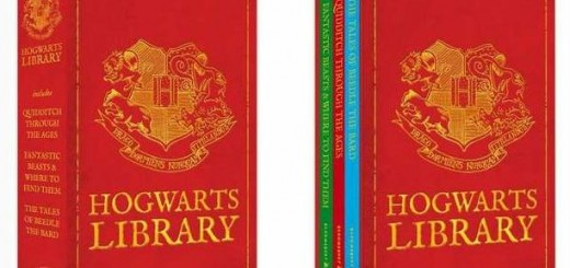 Harry Potter BlogHogwarts The Hogwarts Library