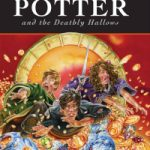 Versión inglesa de HP7 (Editorial Bloomsbury).