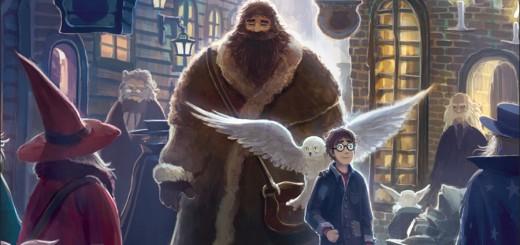 Harry Potter BlogHogwarts HP1 Portada