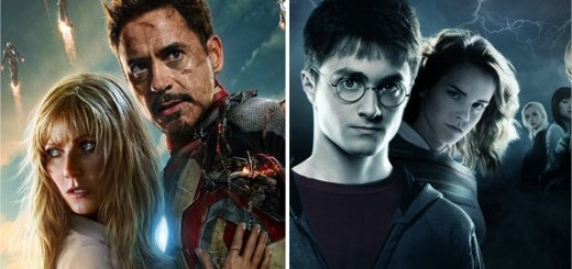 Harry Potter BlogHogwarts Iron Man 3