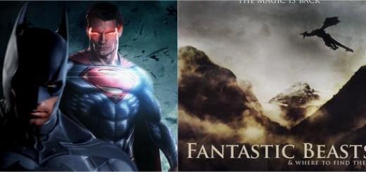 Harry Potter BlogHogwarts Animales Fantasticos Superman Batman