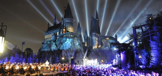 Harry Potter BlogHogwarts Celebración Orlando 2014