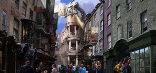 Harry Potter BlogHogwarts Trabajo en el Callejón Diagon