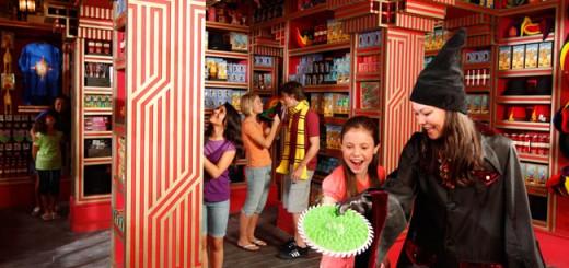 Harry Potter BlogHogwarts Zonko