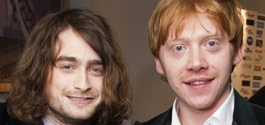 Harry Potter BlogHogwarts Daniel Rupert What's on Stage Awards