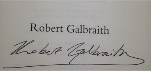 Harry Potter BlogHogwarts Robert Galbraith