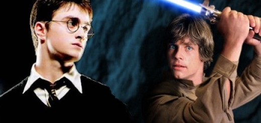 Harry Potter BlogHogwarts Luke SkyWalker