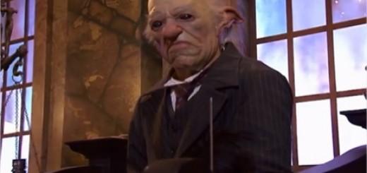Harry Potter BlogHogwarts Duende Gringotts