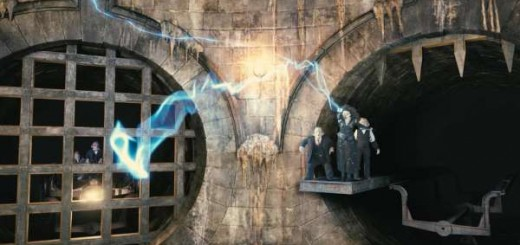 Harry Potter BlogHogwarts El Escape de Gringotts (1)