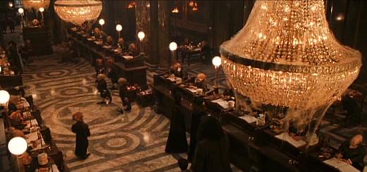 Harry Potter BlogHogwarts Gringotts